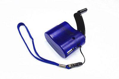 Mini Hand Crank Universal USB Charger
